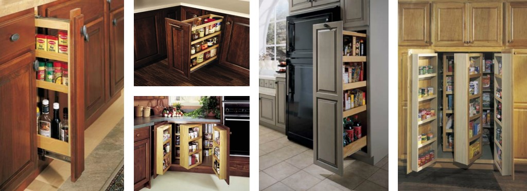 A kitchen pantry to avoid your own Hunger Games