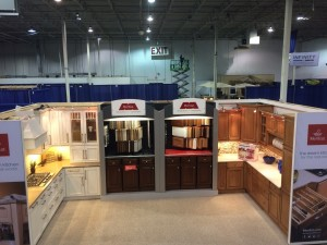 Get ideas at a Home & Remodeling show