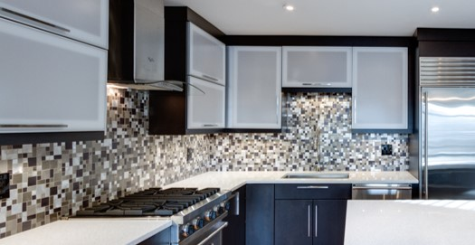 Kitchen Design Ideas Combining Cabinet Finishes