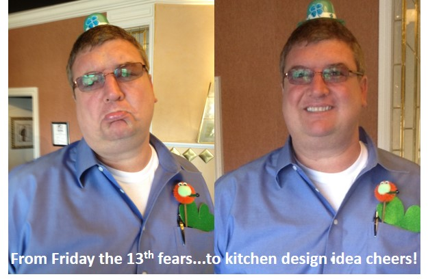 13 Friday the 13th kitchen design ideas