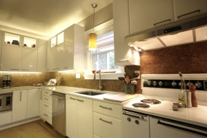 Creating the Comfort Kitchen
