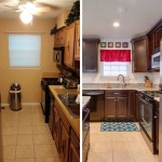 Before and After Pics of 1 kitchen remodeling experience