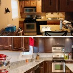 A kitchen remodeling experience to see