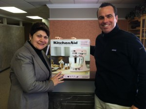 Reico Kitchen & Bath kitchen mixer winner