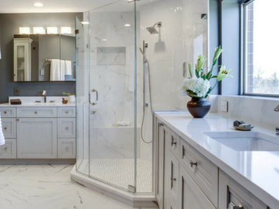 5 Trending Bathroom Designs