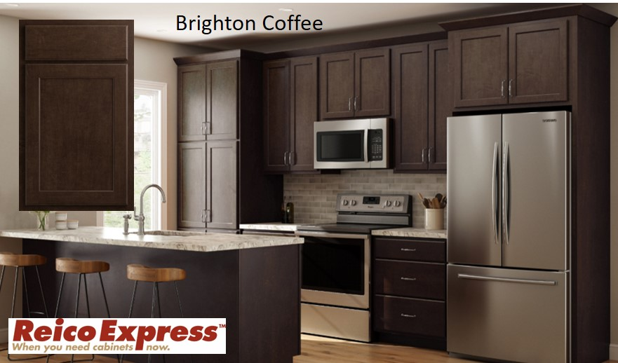 In Stock Cabinets When You Need Cabinets Now Reico Express